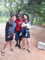 Us with Bukhosi & Bandile