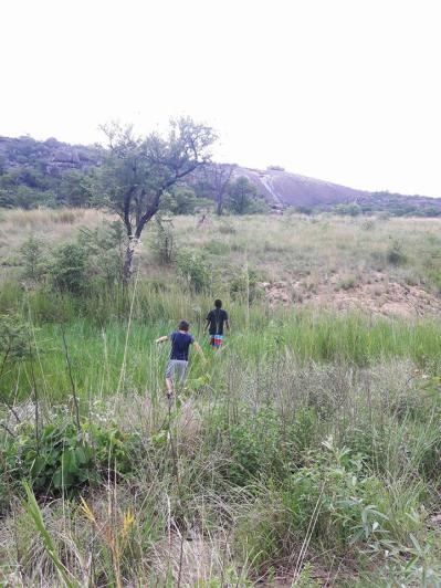 Exploring the Matopos