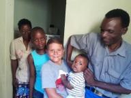 Sibongile & Lameck . . . Family